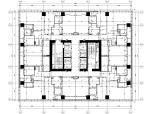 SCDA|华润公寓样板间A户型施工图+软装方案+效果图+物料表