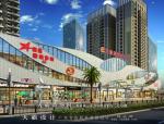 与滁州超市装修需求者分享广东天霸设计创意作品