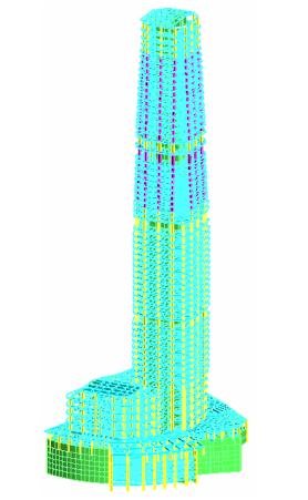 重庆天河国际中心超限高层结构抗震设防专项审查报告(PDF,109页)_2