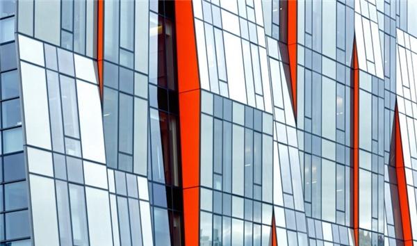 玻璃幕墙荷载及效应组合