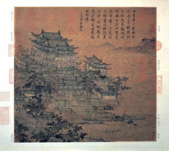 景观设计须知:5分钟让你读懂中国园林!!_37