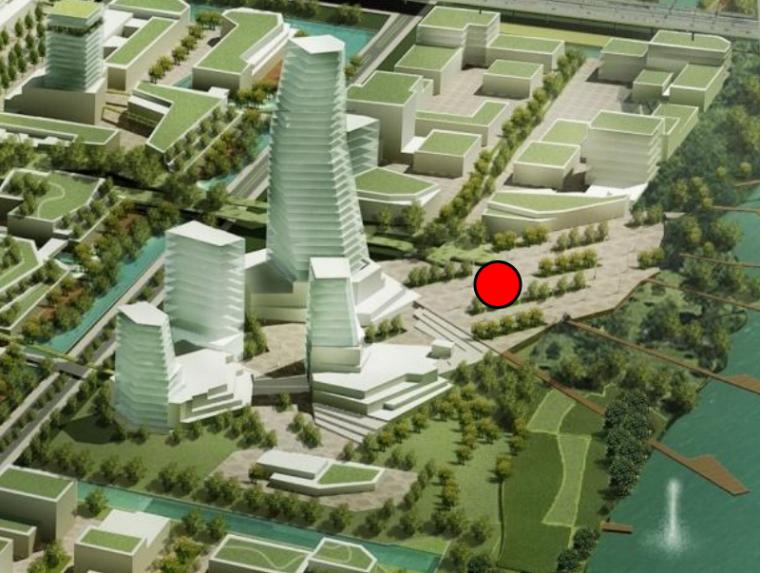 [江苏]新加坡.南京生态科技岛景观概念规划(PDF+95页)