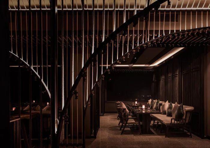 别找了,2018年最好看的餐饮空间设计都在这里了_2
