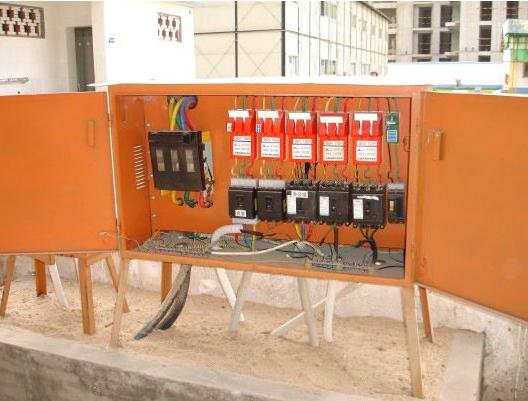 浙江新都绿色能源有限公司冷却工程临时用电施工方案