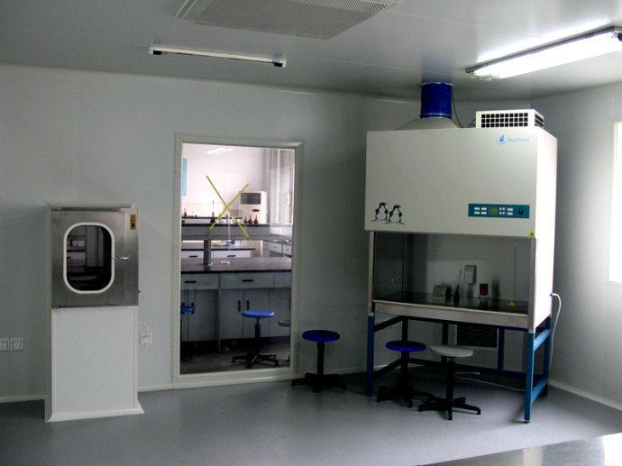 微生物无菌室设计要求VOLAB