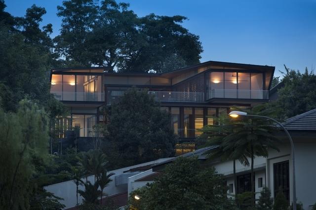 新加坡山顶别墅第5张图片