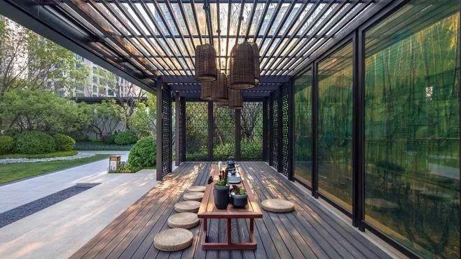 50款|各式新中式景观亭设计_4