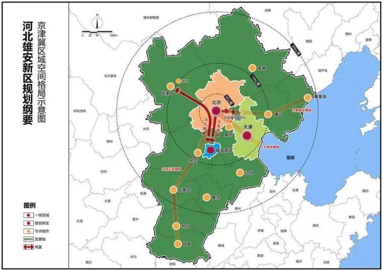 雄安新区规划建设详解:如何成为未来发展的全国样板