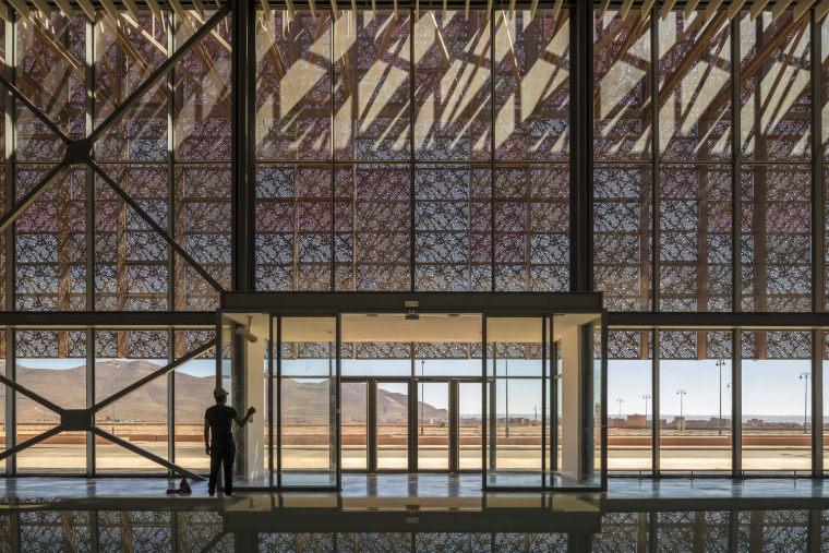 摩洛哥可拓展性盖勒敏机场内部实景图 (26)