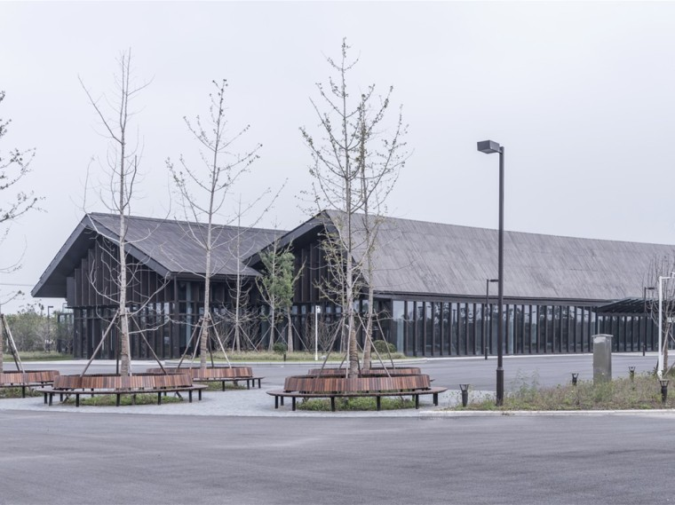 南通謇公湖展览中心