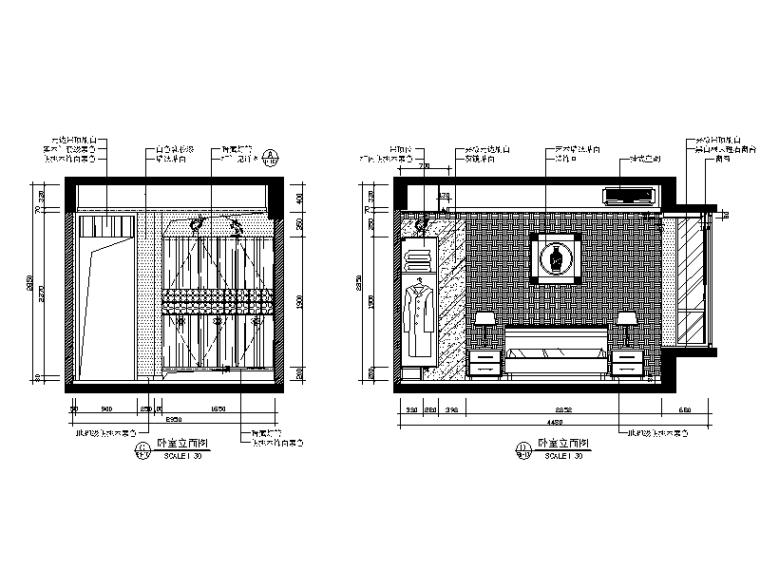 [广东]新中式别墅风格v别墅CAD施工图(含效果图怎样购买cad图片