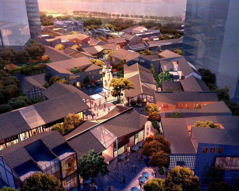 [重庆]重庆嘉汇B2地块地茂景观方案设计文本PDF(60页)