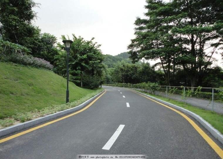 浅谈公路绿化与环境保护(22页)