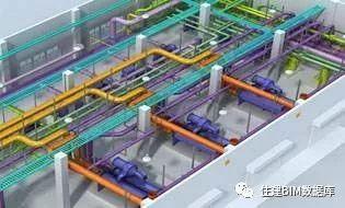 [BIM数据库]机电专业BIM设计流程的应用研究
