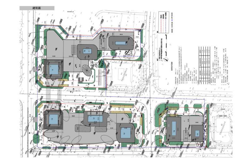 【山东】某环球金融中心规划建筑方案设计文本_9