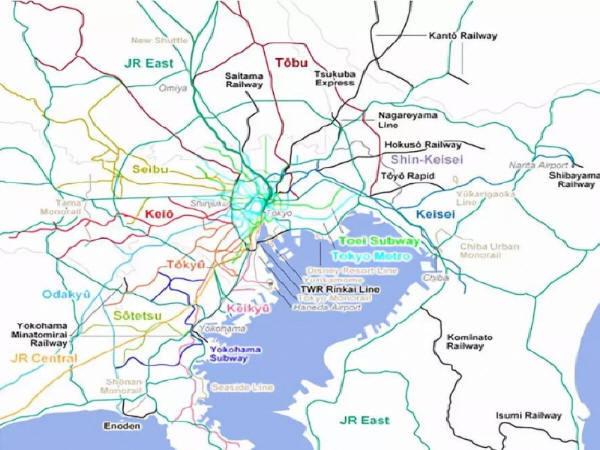 轨道上的大都市圈——市域铁路网络规划与发展探讨