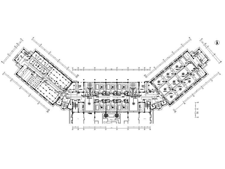 [新疆]金螳螂设计——沙湾大酒店内部装修施工图(附效果图+设计文案)_3