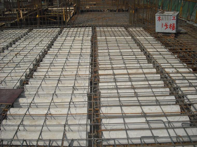 BDF现浇砼空心楼板施工质量控制