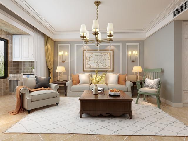 不同feel的客厅,你会pick哪一款?_7