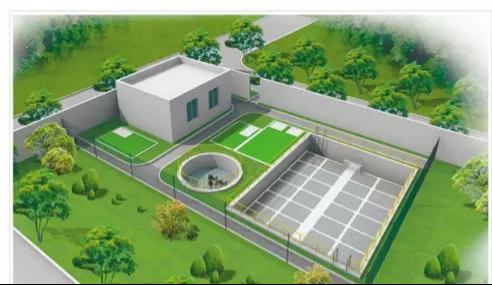 重大突破,BIM技术带来污水处理新革命!