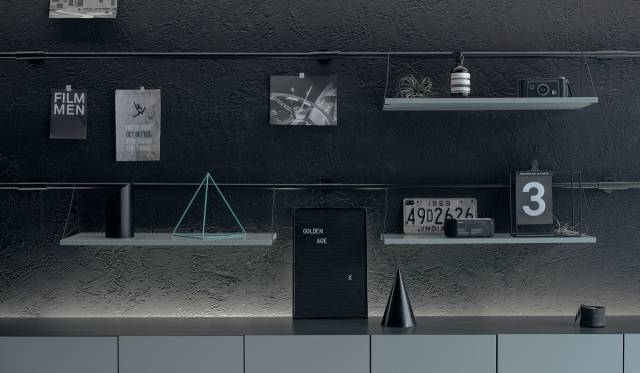 一个关于电影的办公空间,每个角落都有镜头感!_18