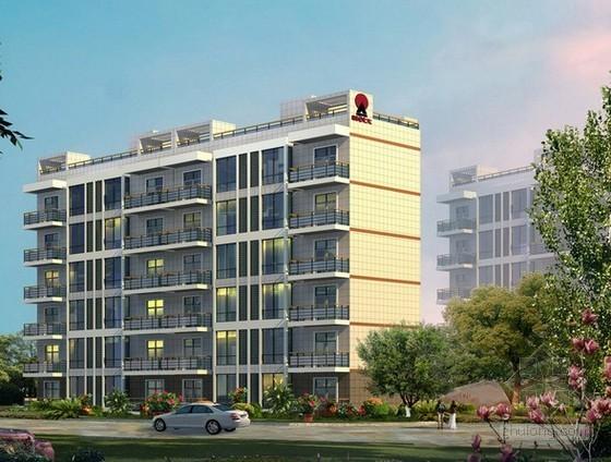 [湖南]3栋住宅楼给排水消防工程量清单报价书(附全套图纸)