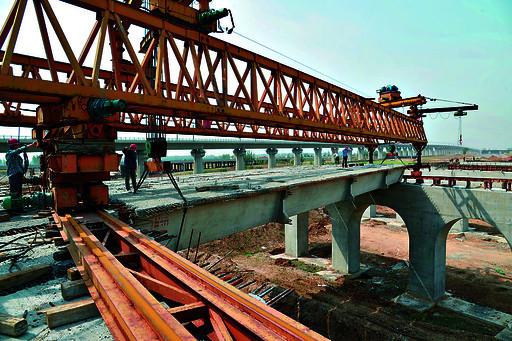 桥梁整体施工技术要点分析