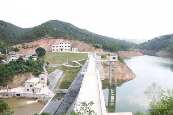 [广东]中型水库坝体除险加固工程施工组织设计(技术标)
