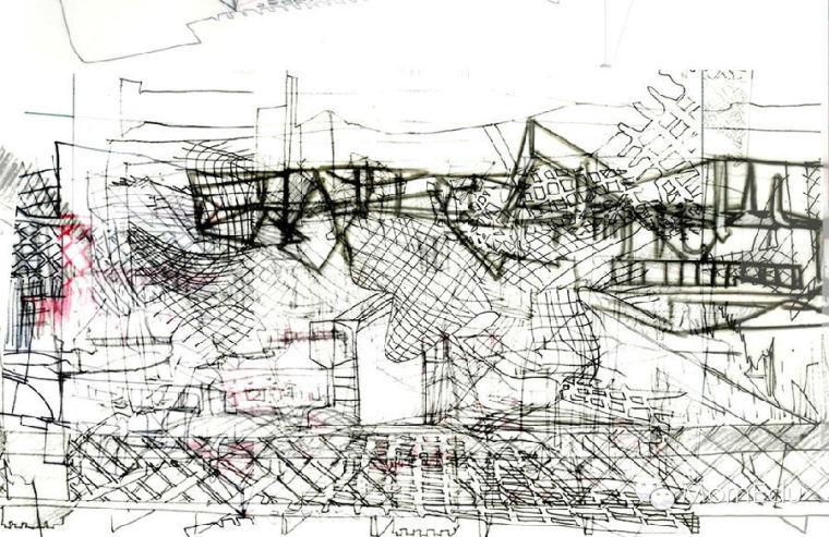 建筑作品集中必须要表现出的态度及图片选择中的原则_10