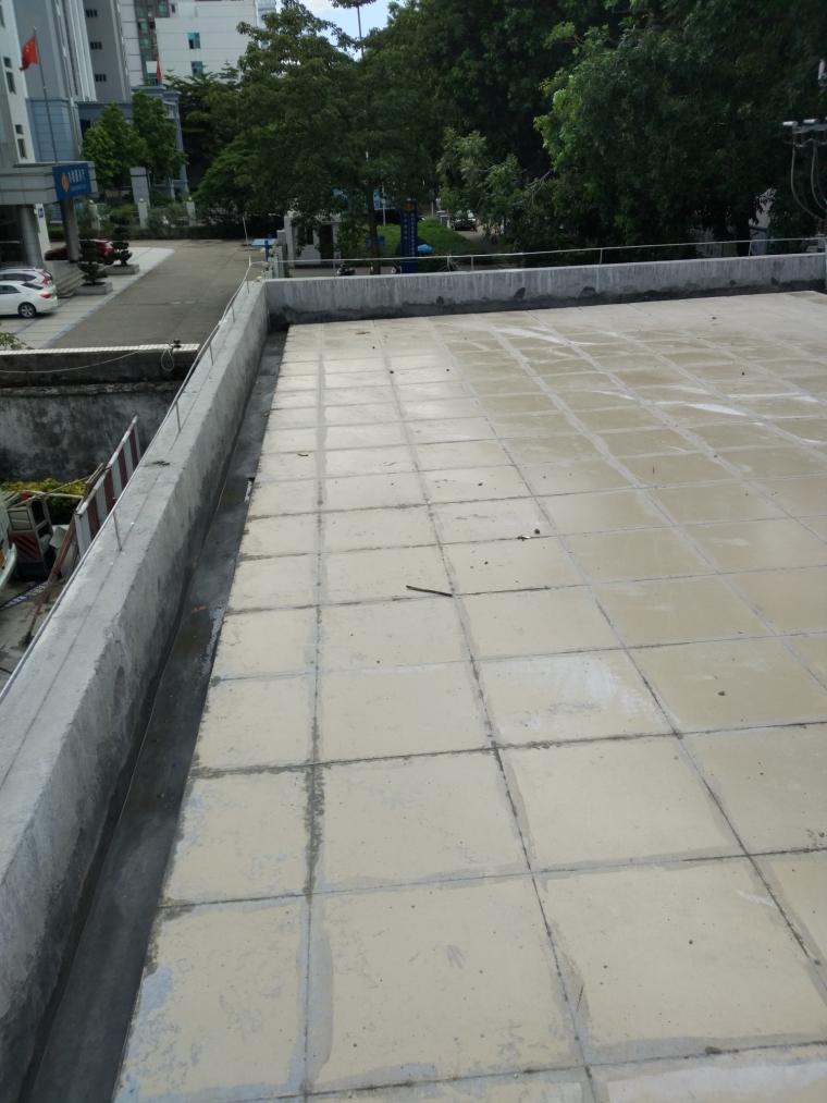 正置式屋面施工