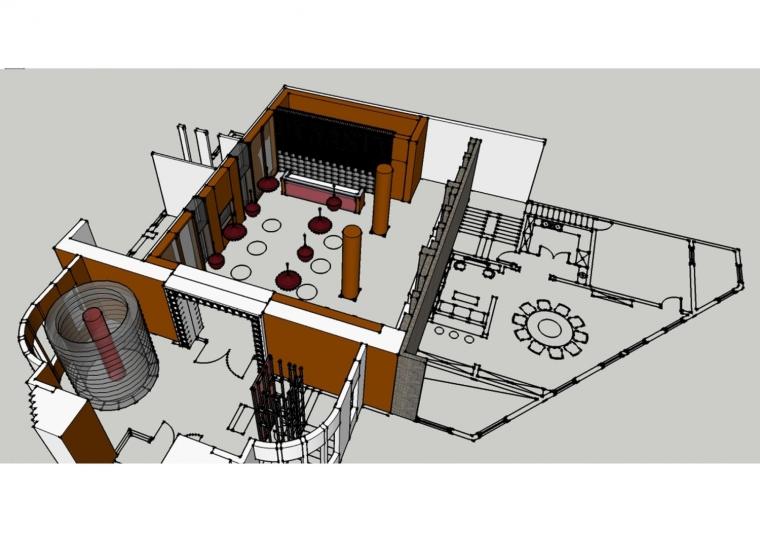 高档典雅红酒展示厅设计方案图-设计图 (11).jpg