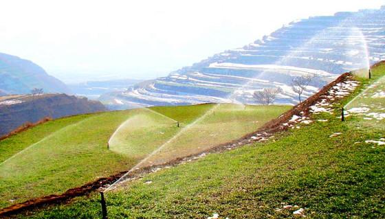 4种农田抗旱节水灌溉技术,收走不谢
