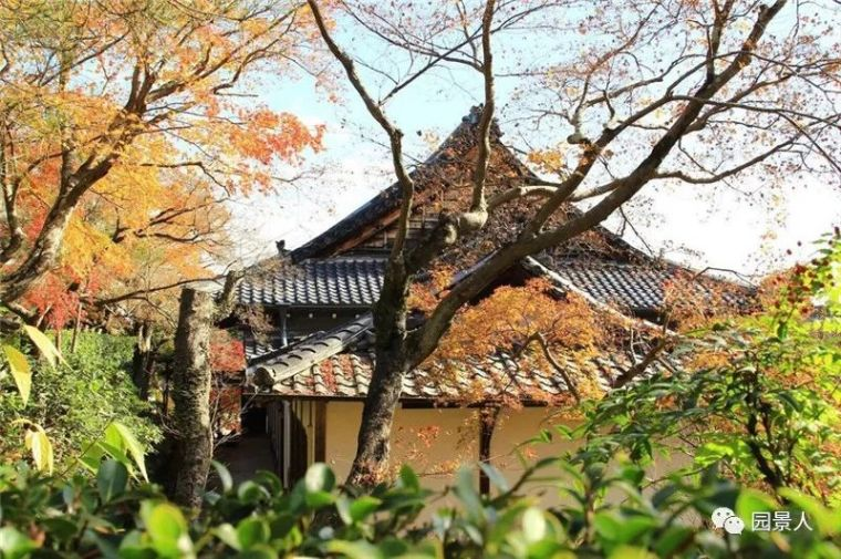 日式造园发展 · 东方园林体系下的禅宗与诗意