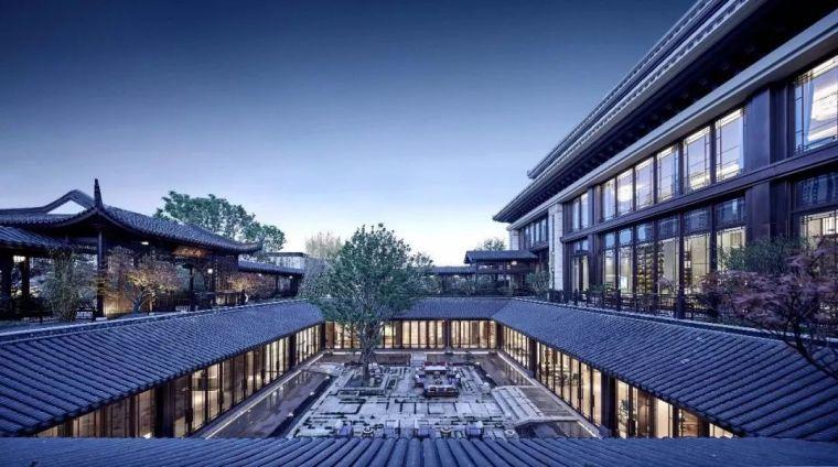 建发产品力|全国20个新中式景观盘点!