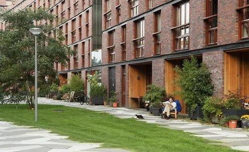 居住区与别墅庭院景观设计的差别_6