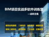 BIM项目实战多软件训练营—试听合集