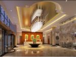 高端奢华酒店设计方案效果图(含3D模型)