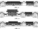 平面建筑彩平图资料免费下载