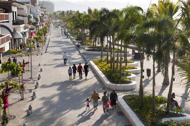 墨西哥巴亚尔塔港海滨景观设计_10