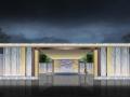 [江苏]新中式酒店公寓居住区示范区景观设计方案文本