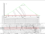 【毕业设计图纸】天台山公路隧道设计