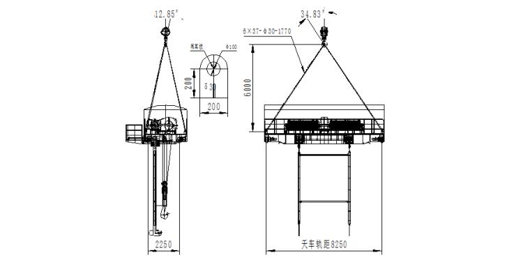 中铁某某局某轨道工程龙门吊安拆施工方案,共62页,内容详细