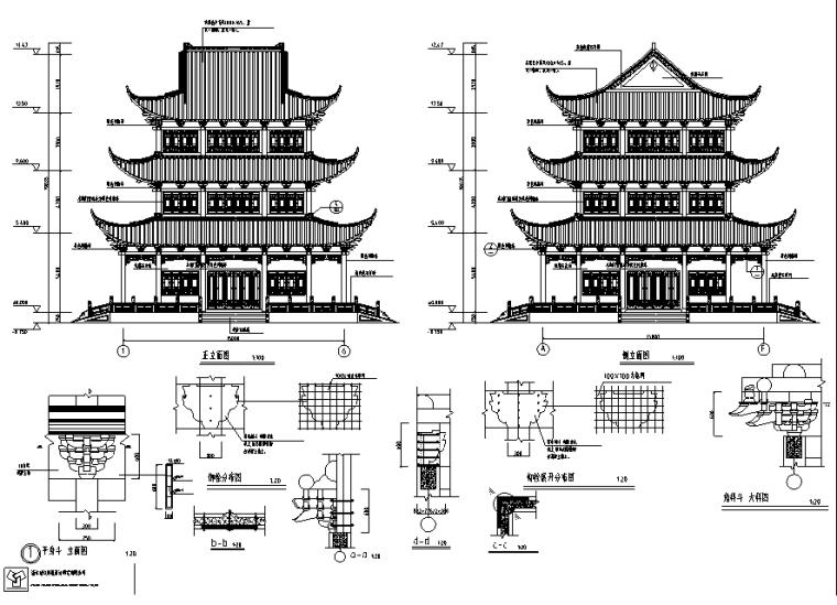 文昌阁古建筑