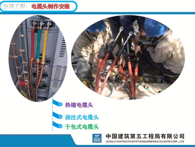 中建某局机电内部培训PPT--电气材料(_7