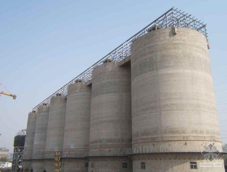 提高筒仓冬季滑模混凝土观感质量(QC)