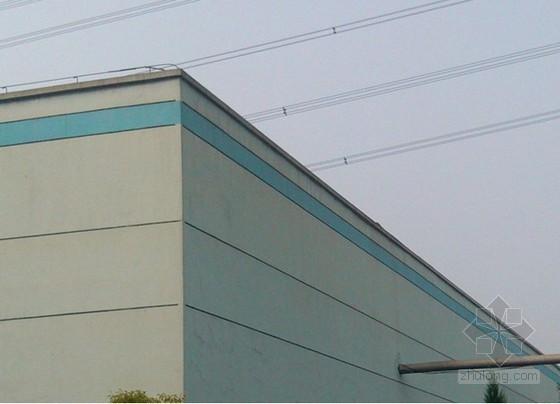 制药厂建筑外墙涂料翻新施工技术措施