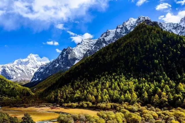中国最美的20个地方,看看你去过几个?_63