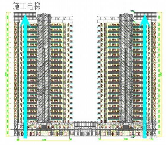 [江苏]框剪结构住宅楼工程外装幕墙施工方案(84页)