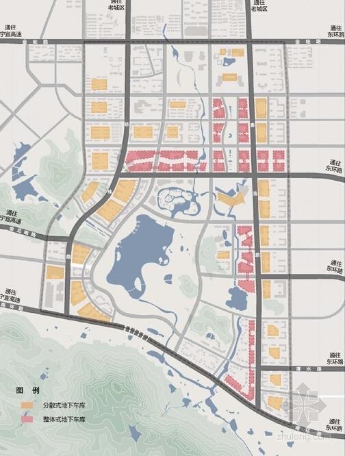 城市设计分析图