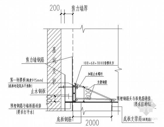 [广东]框剪结构办公楼工程模板工程施工方案(112页 计算详细)
